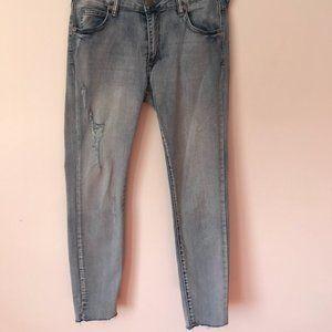 Cotton on Mid Grazer Skinny Jeans size 6
